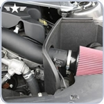 2011 2012Mustang V6 Cold Air Intake