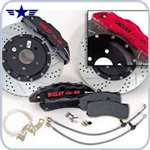 2005 2006 2007 2008 2009 Mustang Shelby Extreme Front Brakes