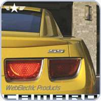 Chevy Camaro Sequential Tail Light Kit