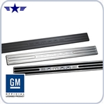 2011 - 2013 Camaro Convertible Door Sills