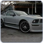2005 2006 2007 2008 2009 Mustang LNR Body Kit