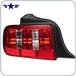 2005 - 2009 Mustang Raxiom 2010-Style Tail Lights