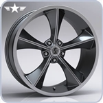 2010 2011 2012 Mustang Shelby CS70 20x9 Gunmetal Wheel