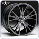 2010 2011 2012 Mustang Shelby CS1 20x9 Gunmetal Wheel