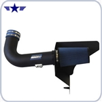 2010 - 2015 Camaro SS V8 Black Cold Air Intake