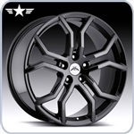 2010 2011 2012 2013 Camaro HAVOC 20 Inch Black Chrome Wheel Set