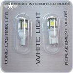 2005 - 2014 Mustang LED Map Lights