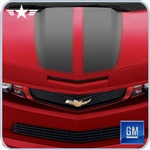 2010 - 2013 Camaro Victory Red Surround Grille