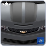 2010 2011 2012 Camaro Cyber Grey Surround Grille