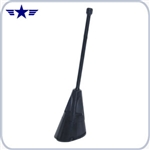 2010 2011 2012 2013 Mustang 4 Inch Black Shorty Antenna