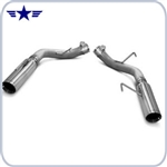 2005 - 2010 Mustang GT & GT500 Loud Mouth Axle-Back Exhaust