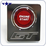 2010-2013 Mustang GT Illuminated Starter Button