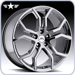 2010 2011 2012 2013 Camaro HAVOC 20 Inch Chrome Wheel Set