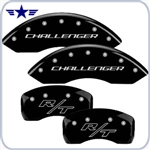 2011 2012 Challenger R/T Caliper Covers