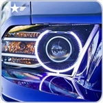 2013 Mustang Headlight SMD LED Halo Kit