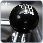 2011 2012 2013 Mustang BOSS 302 Black Shift Knob