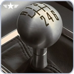 2011 2012 2013 Mustang Factory Aluminum Shift Knob