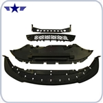 2013 Mustang BOSS Front Splitter for V6 and GT