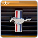 2012 2013 Ford Mustang BOSS Grille Pony Emblem