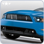2010 2011 2012 Mustang Billet Chrome Grille