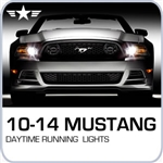 2010 - 2014 Mustang Daytime Running Lights