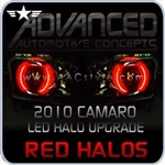2010 - 2013 Camaro Headlight Halo Kit - ALL COLORS