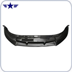 2010-2014 Shelby GT500 Carbon Fiber Splitter