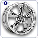 2005 2006 2007 Mustang American Racing Wheels TTM Chrome