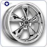 2005 2006 2007 2008 Mustang TTM Shelby Wheel, Chrome