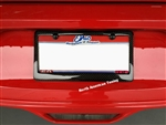 2015 Ford Mustang REAL Carbon Fiber License Plate Frame