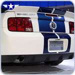 2005 - 2009 Mustang Shelby GT500 Rear Bumper Replacement