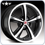 2005 - 2012 Mustang Carroll Shelby CS69 20x9 Wheel, Gloss Black