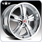 2005 - 2012 Mustang Carroll Shelby CS69 20x10 Wheel, Chrome