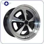 20x8.5 Mach-1 Style Wheel & Tire Package for 2005-08 Mustang