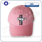 Ford Mustang Woman Pink Hat - Ford Licenced