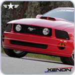 2005 2006 2007 2008 2009 Mustang GT Xenon Front Fascia