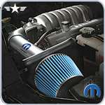 2008 2009 Challenger SRT8 6.1L Mopar Cold Air Intake