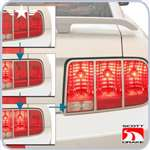 2005 - 2009 Mustang Drake Sequential Taillights