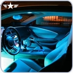 2010 2011 2012 2013 2014 2015 Camaro ABL Interior LED Lighting Kit