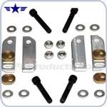 2005 - 2009 Mustang GT Adjustable Camber Plate Kit