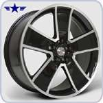 2010 2011 2012 2013 2014 2015 Camaro 20 Inch Black Wheels Set of 4
