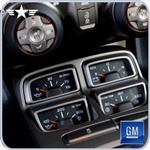 2010 2011 2012 2013 2014 2015 Camaro Automatic Auxiliary Gauge Package