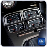 2010 2011 2012 2013 2014 2015 Camaro Manual Auxiliary Gauge Package