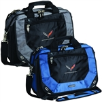 C7 Corvette OGIO CORVETTE STINGRAY CORPORATE MESSENGER BAG