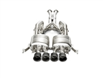 C7 Corvette Akrapovic Titanium Evolution Exhaust System