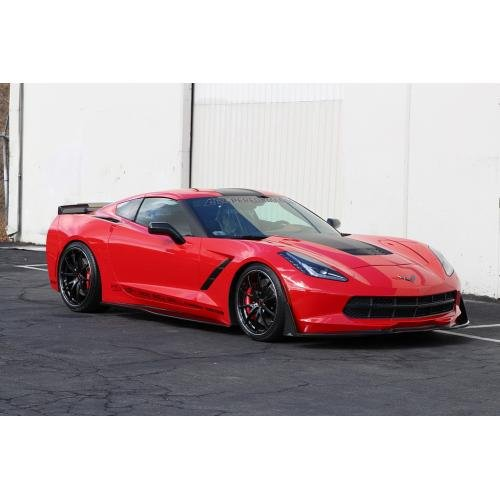 APR Carbon Fiber Track Pack - C7 Z06 Corvette