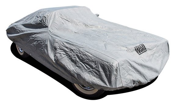 Corvette Car Cover The Wall W/Cable & Lock -C1