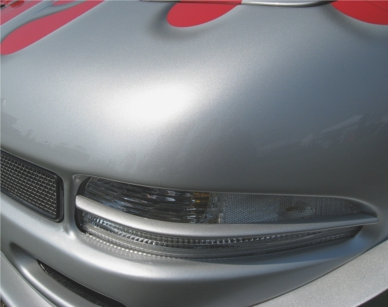 C5 Corvette Turn Signal Grilles