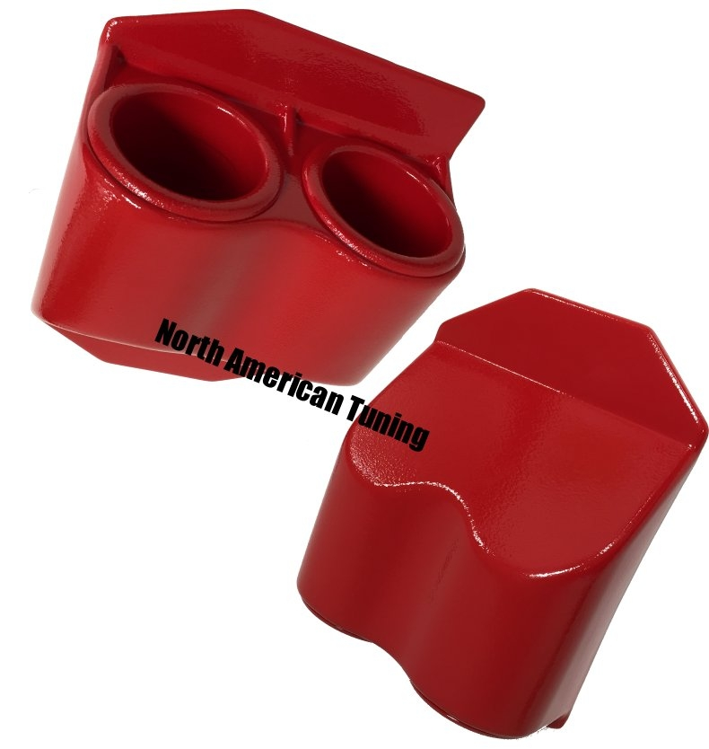 C6 Corvette Travel Buddy Cup Holders - Painted