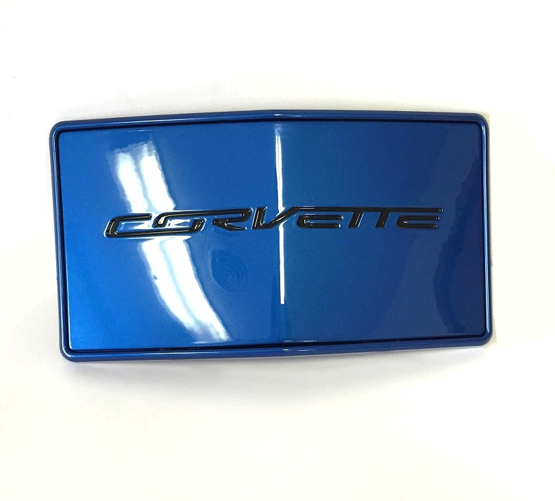 C7 Z06 Corvette Stingray Painted Front Plate Filler Panel